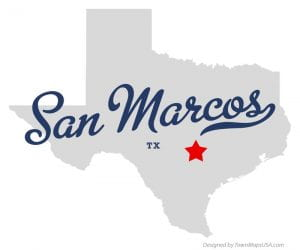 map_of_san_marcos_tx