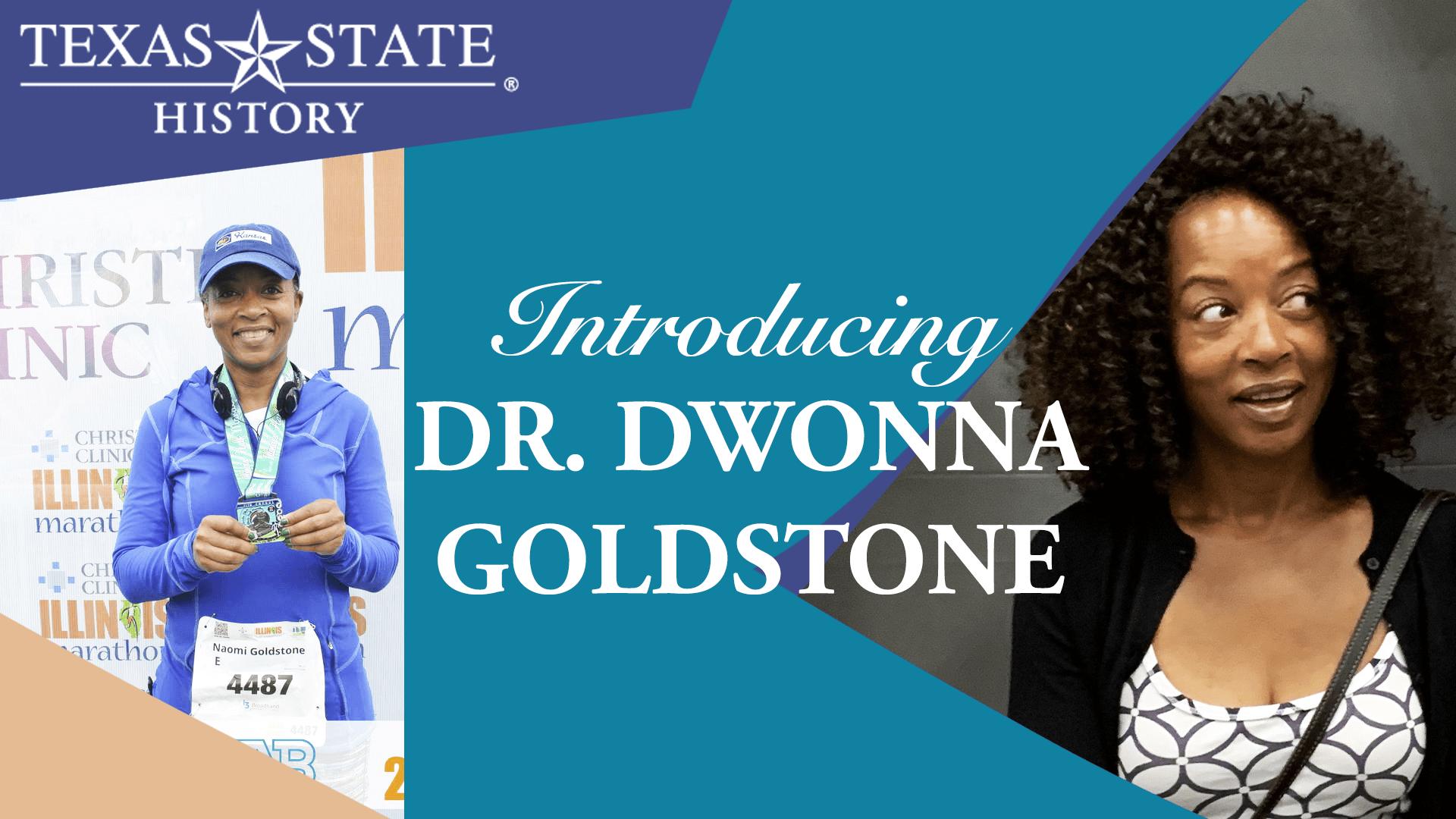 Photo of Dr. Dwonna Goldstone