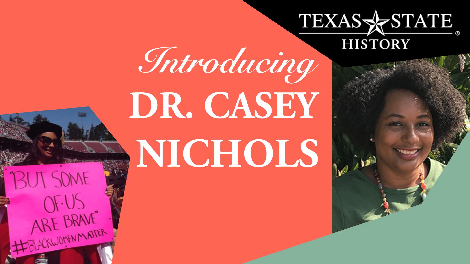 Photo of Dr. Nichols