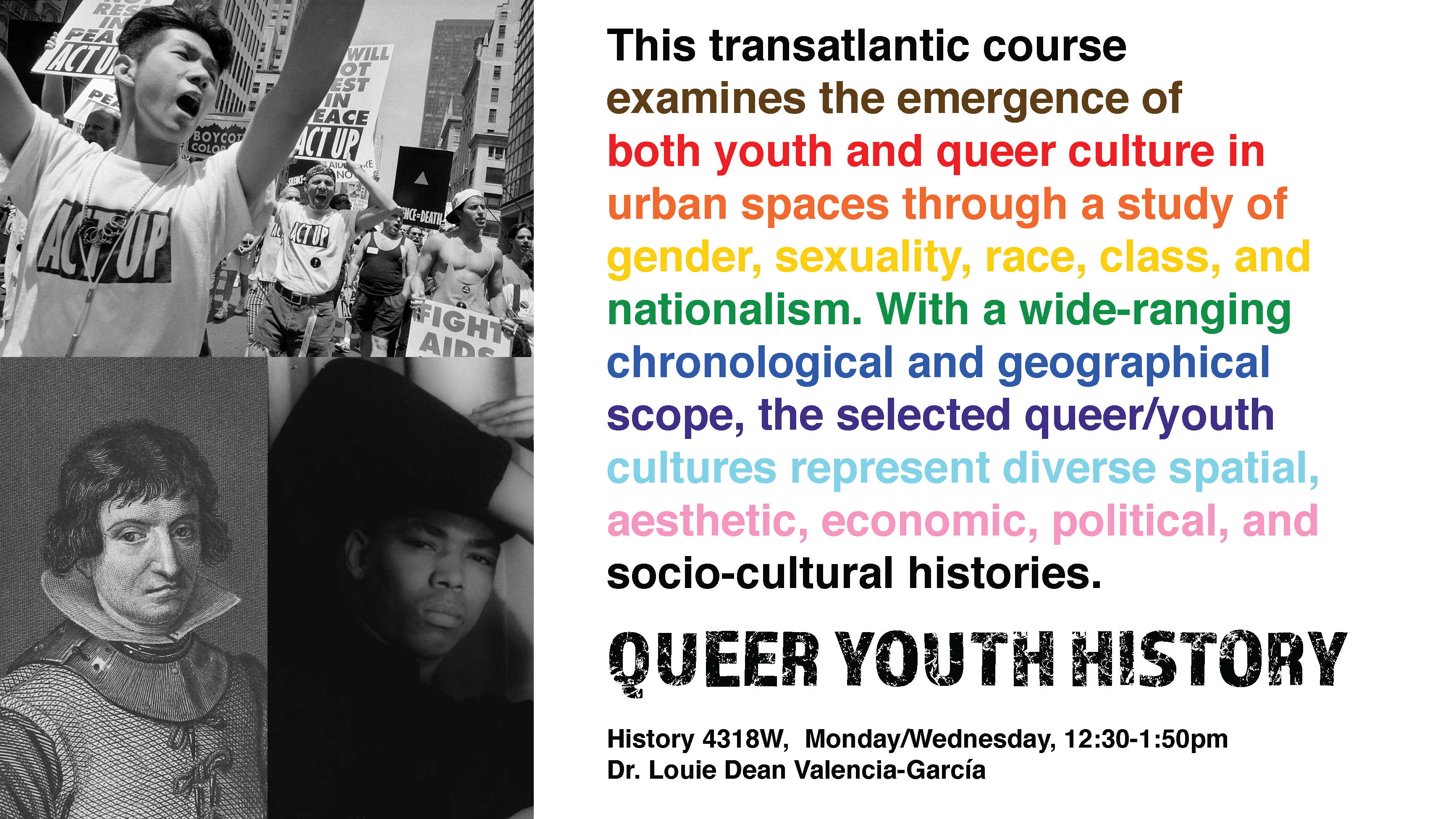Queer Youth History