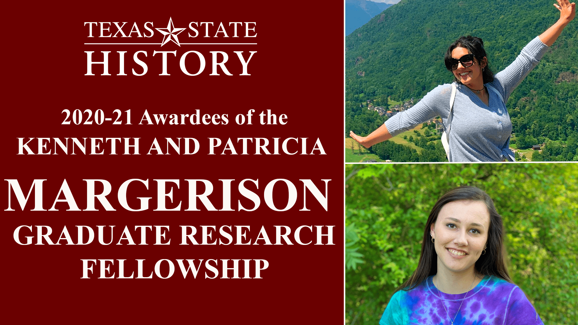 Photos of Margerison Fellowship awardees