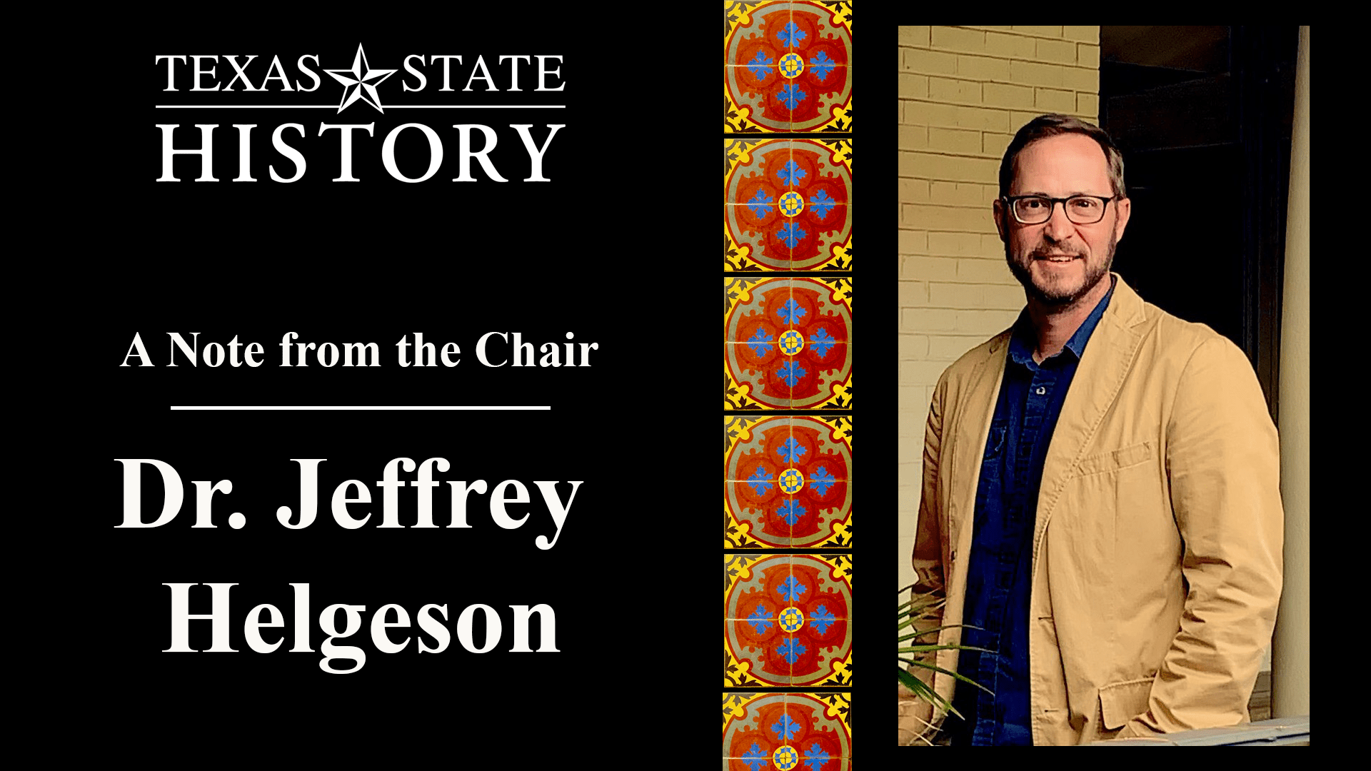 Photo of Dr. Jeffrey Helgeson