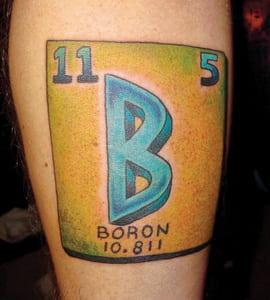 11B Tattoo