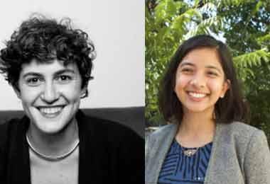 talk+water: Naveena Sadasivam & Zoë Schlanger