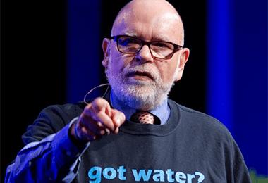 talk+water: Michael Campana, Oregon State University