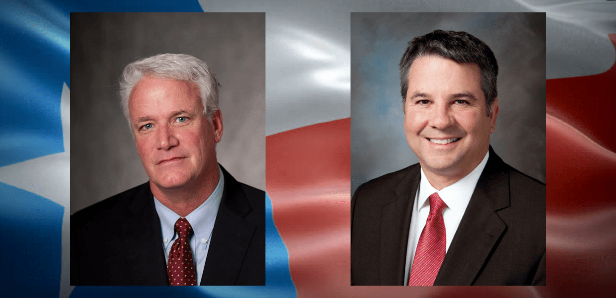 q&a+water: Chairman Lyle Larson & Chairman Charles Perry