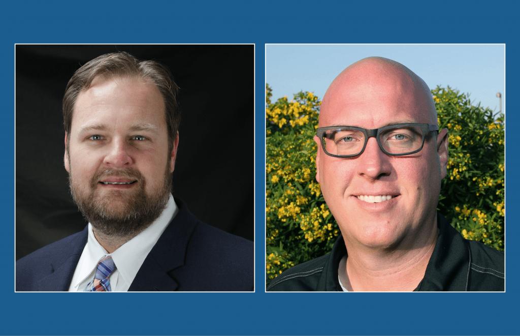 talk+water: Clint Wolfe & Daniel Cunningham, Water University