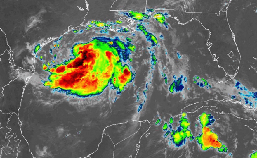 outlook+water: Tropical Storm Hanna, a Record-Breaking Tropical Storm Season and a Coin-Flip La Niña For The Fall