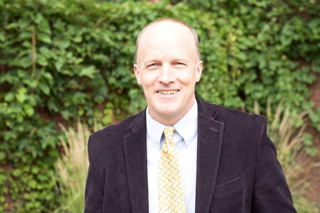 talk+water: Dr. Joe Underhill