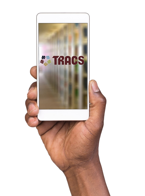 TRACS app