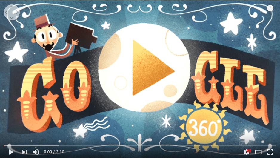 Google Doodle 360