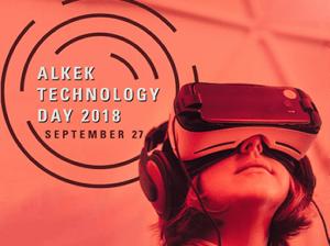 Alkek Techonology Day 2018 Banner