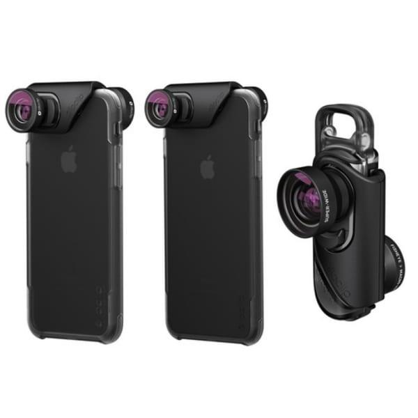 Ollo Clip smartphone lens kit
