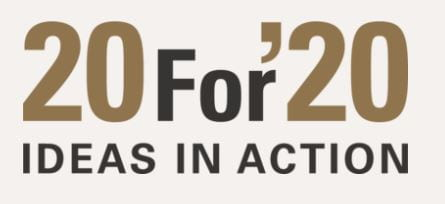 20 for '20 Initiative