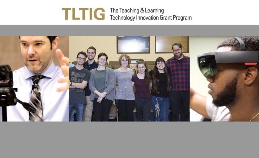 Grant program helps faculty teach with tech