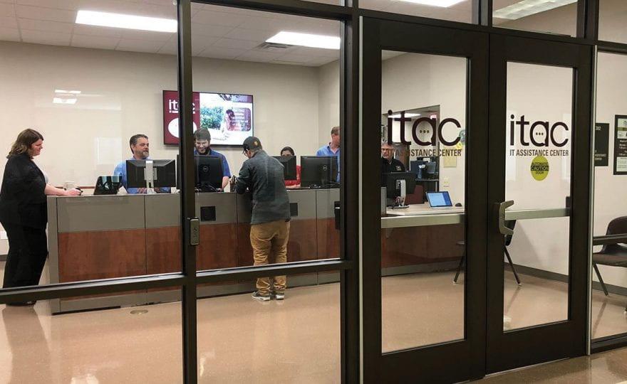 ITAC expansion makes big impact on university