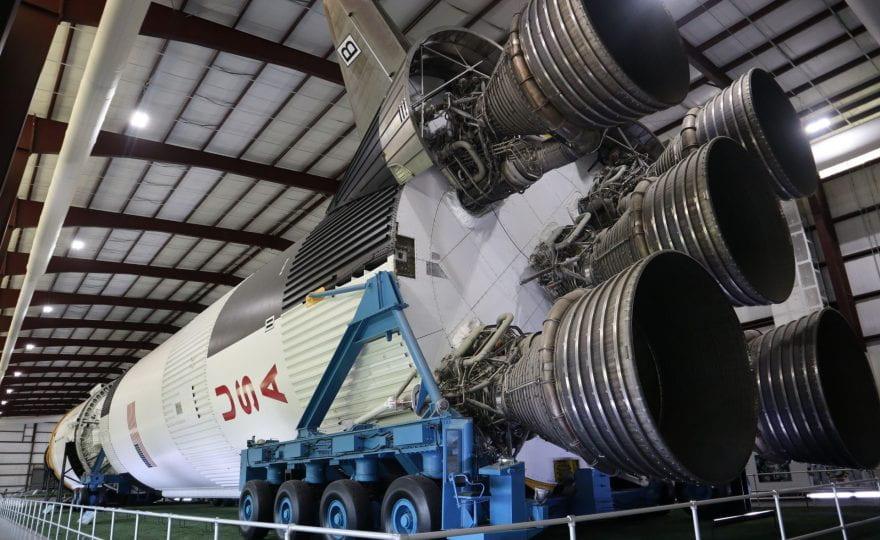 DOIT staffer visits NASA