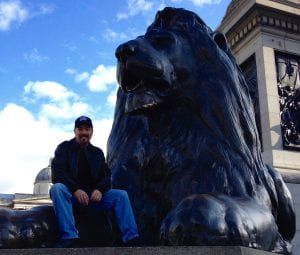 Bob Price, lion