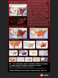 maps of population centers