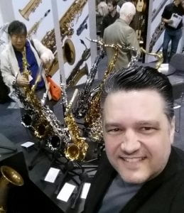 Oxford at NAMM Show