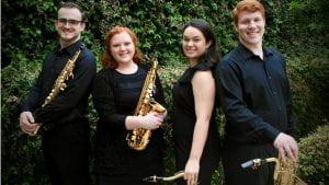 Sax Quartet #1