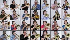 28 Trombones