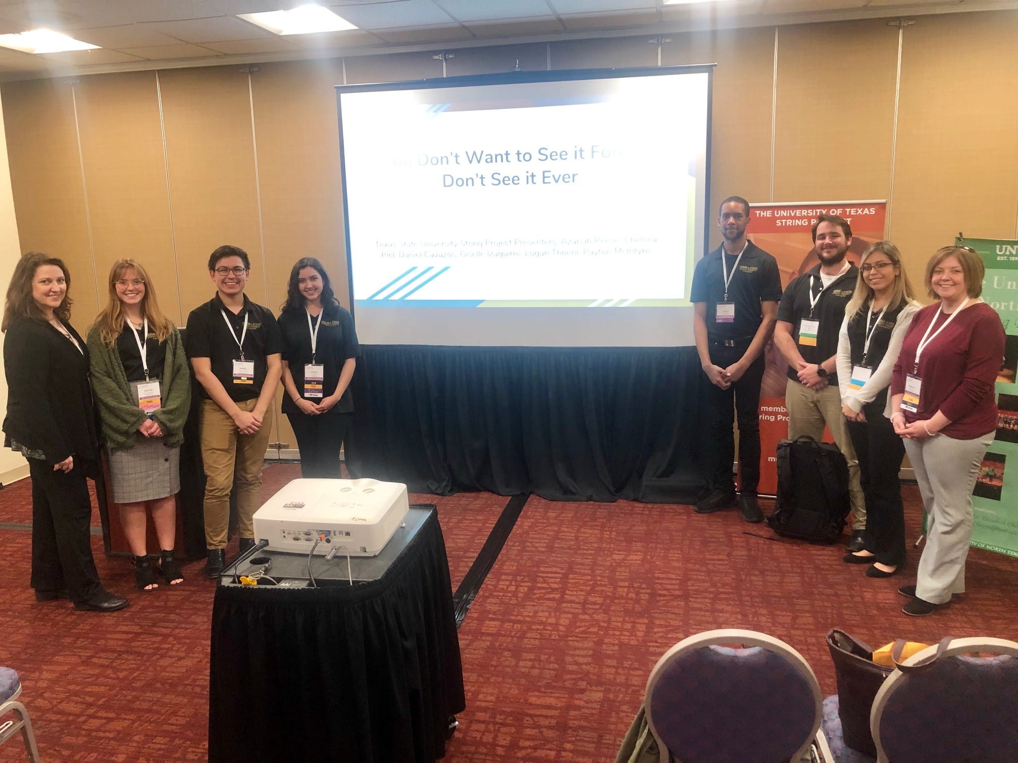 Texas State String Project Students Present at National ASTA
