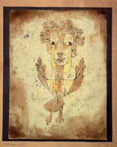 Klee's Angelus Novus