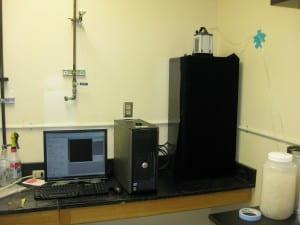EM_CCD Imaging System