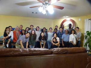 2017Nov: Yogi defense party