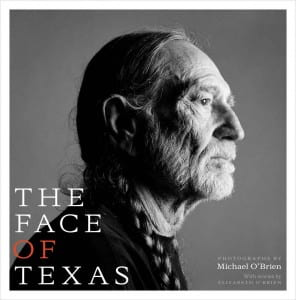 The Face of Texas Exhibition Catalog Cover