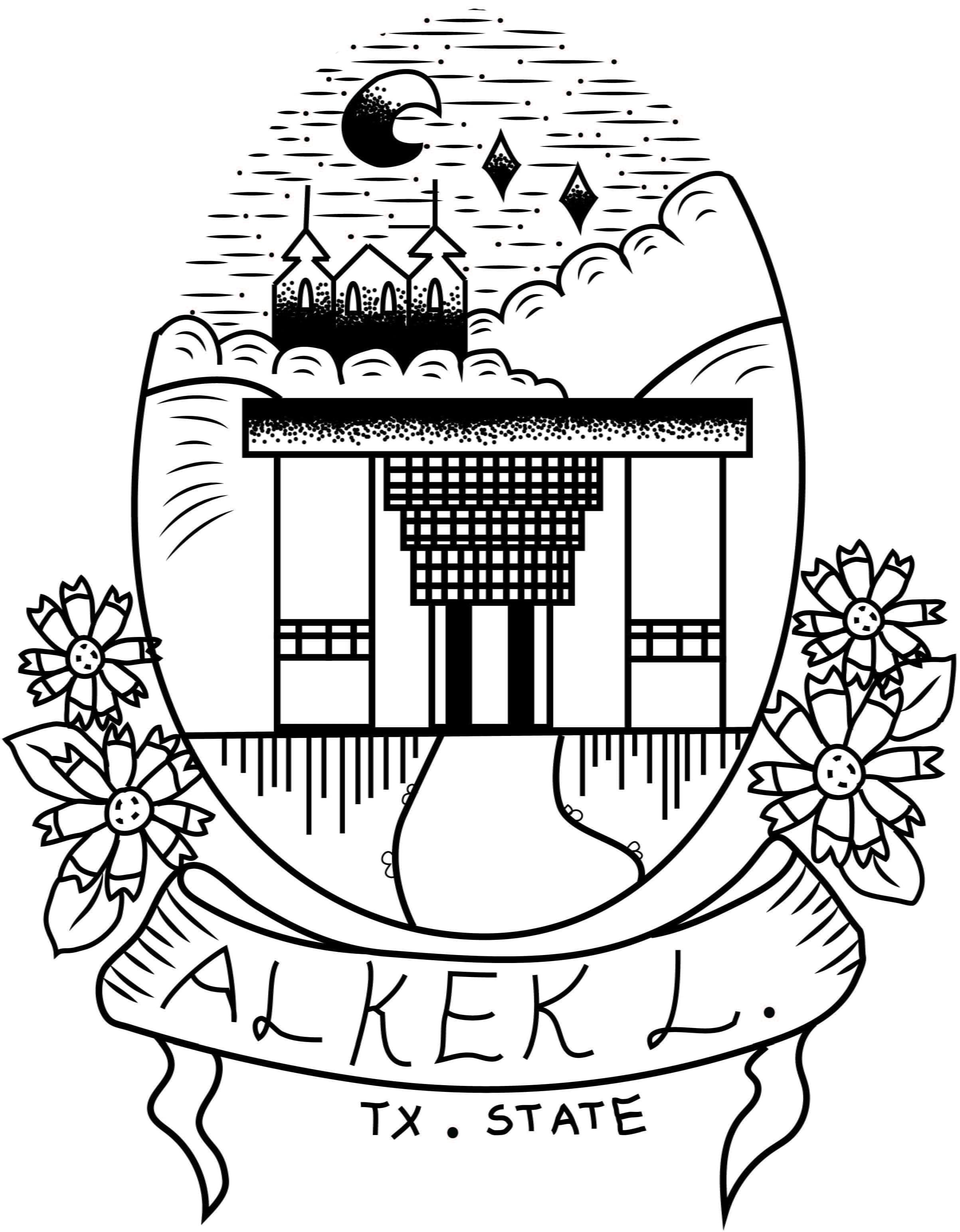 tattoo design - final version