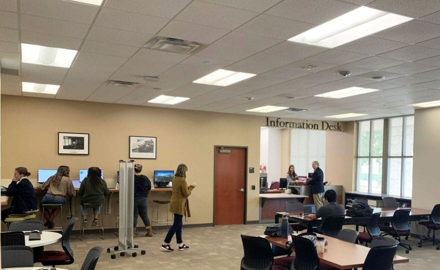 Round Rock Campus Library expands to meet growing campus needs