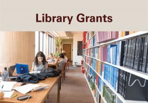 Library Grants illustration