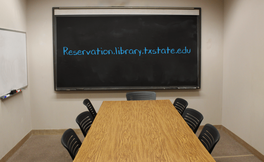 SIX BIG THINGS for 2020!!! NUMBER TWO – New Alkek Room Reservation System