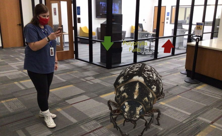 Alkek One makes new and emerging technology available to Texas State community