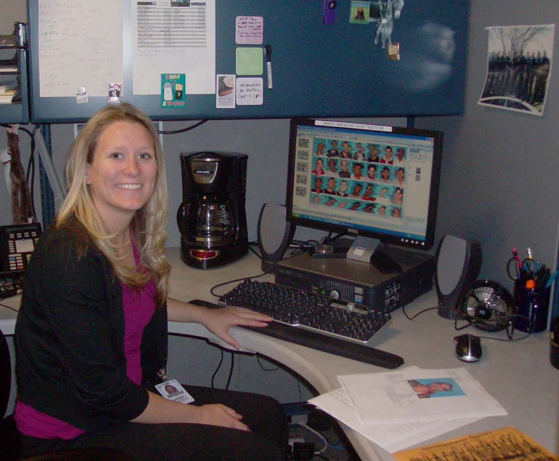 Rachel Tomlinson, Austin Police Department