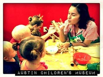 Austin Children's Museum Alexandra Cerda