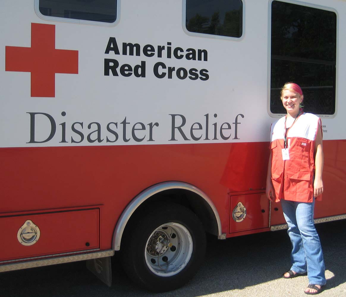 Joanna Suckling, American Red Cross of Central Texas