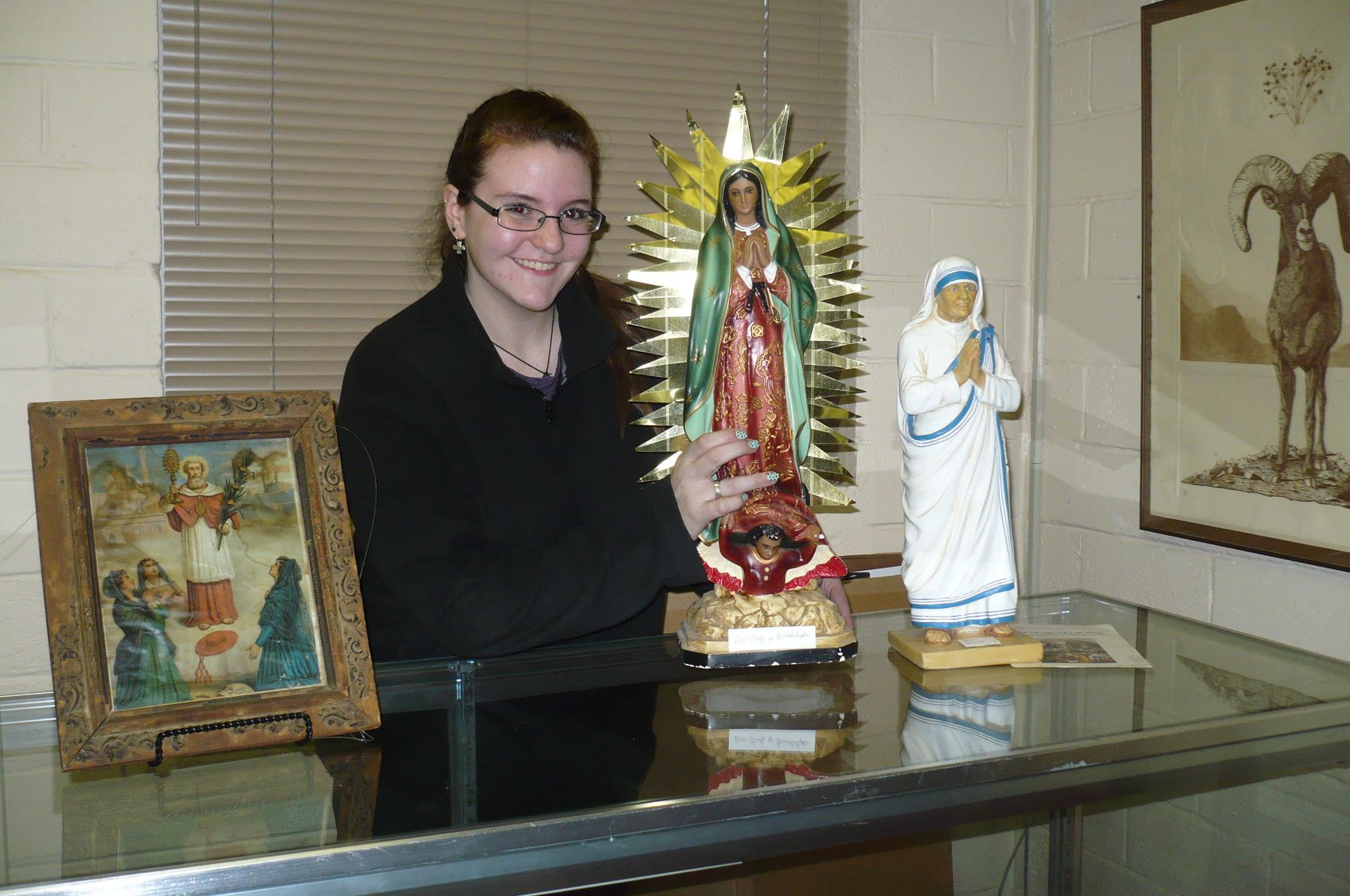 Erin Wolter, El Centro Cultural Hispano de San Marcos