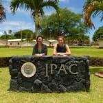 Amelia Hessey and Rachel Canfield, JPAC