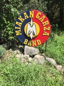 Figure One: Miakan – Garza Band Logo