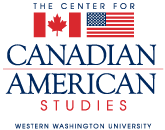 The Center for Canadian-American Studies at Western Washington University logo