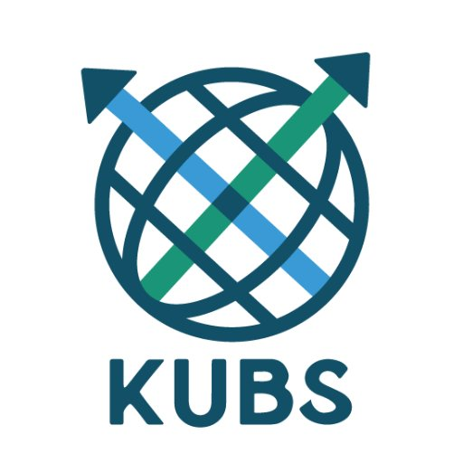 Kyushu University Border Studies (KUBS) logo