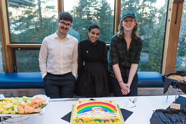 Western's 2018 Pride Foundation Scholars