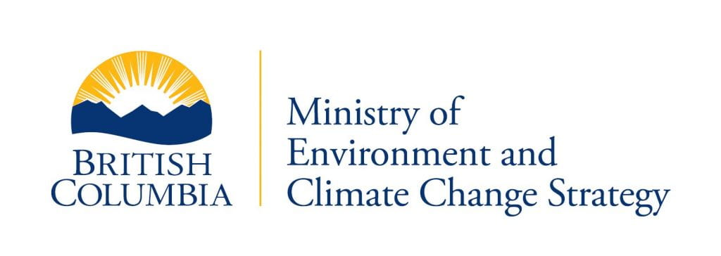 BC Ministry of Environment and Climate Change Strategy Logo