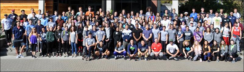 2017-18 Campus Rec Student Staff