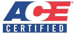 ACE Certified Personal Trainer Logo