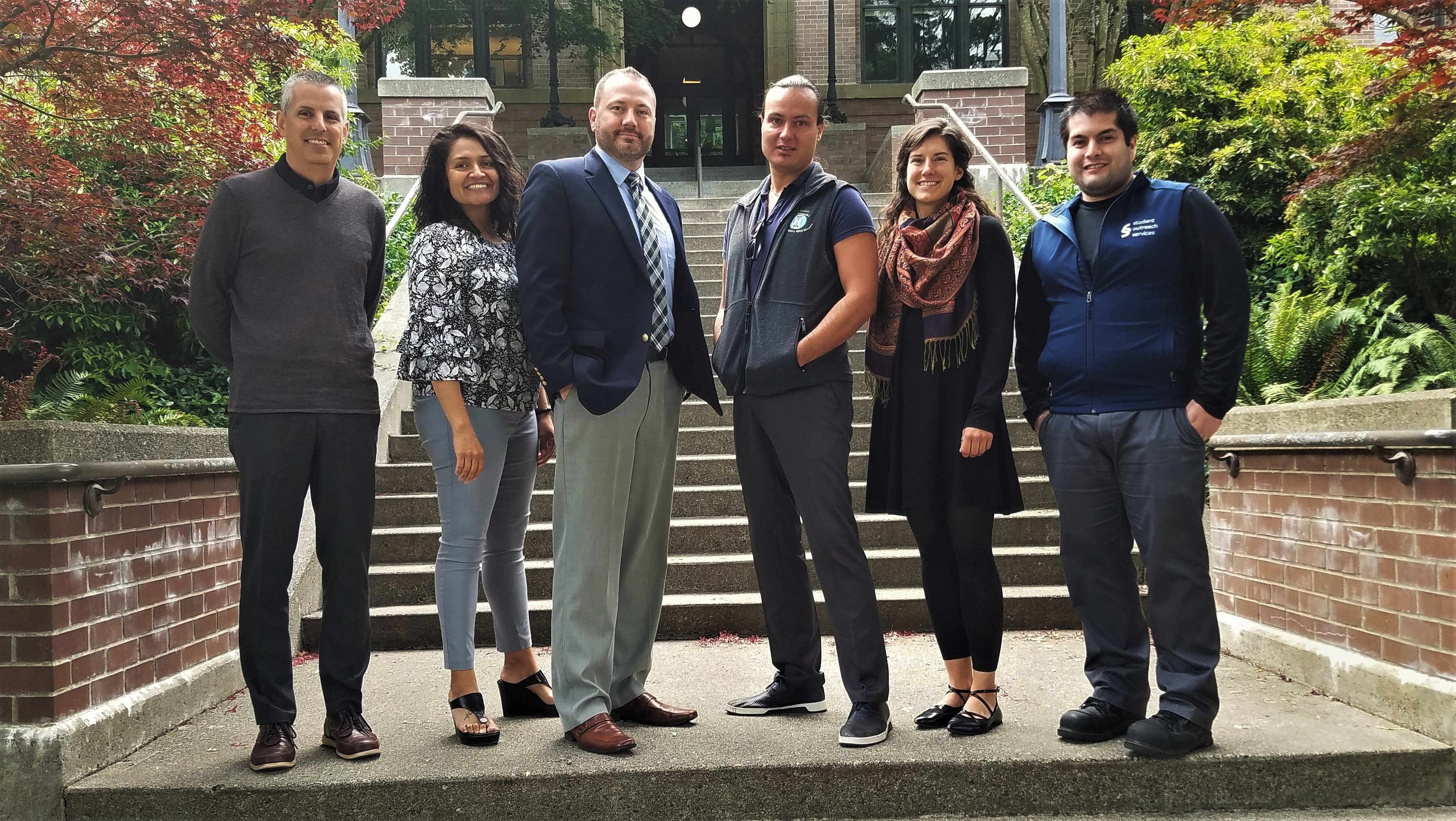 SOS Academic Support Coordinators