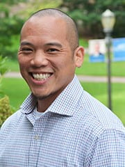 Photo of Jeremy Wang